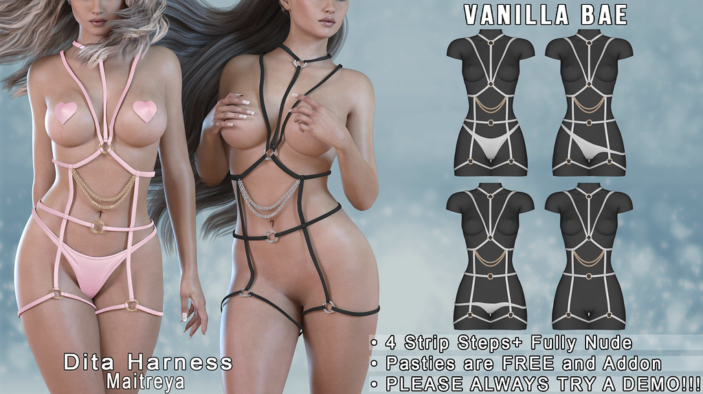 [SPOTLIGHT] Vanilla Bae for FaMESHed X