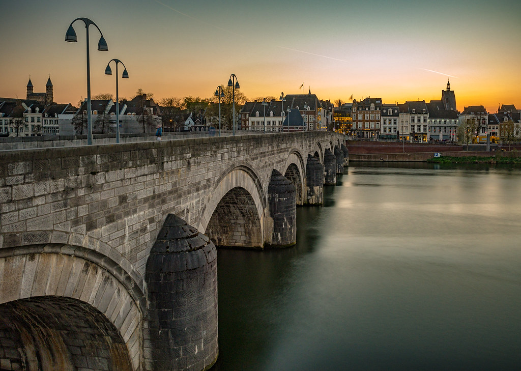 Sint Servaasbrug (Aw Brögk) - Maastricht