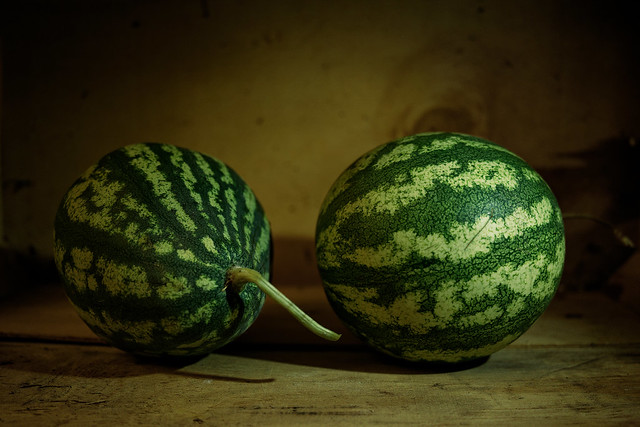 Two Melons