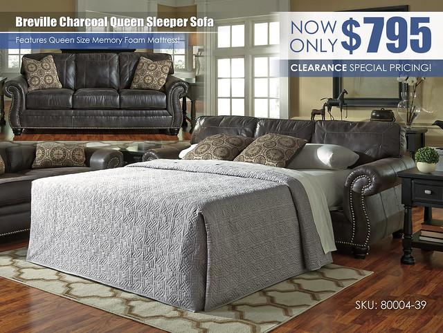 Breville Charcoal Queen Sleeper Sofa_80004-39