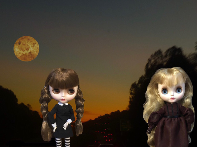 Blythe a Day Oct 21–Twilight Time