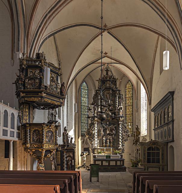 Kirche in Groß-Mohrdorf