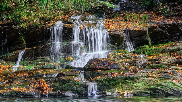 Veil of the Falls
