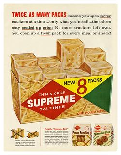 Supreme Saltines (1961)