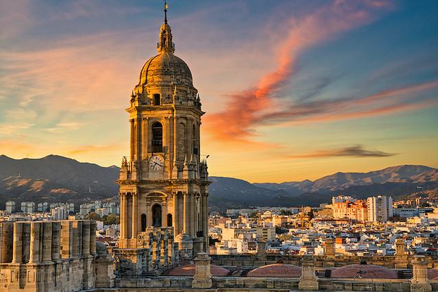 Málaga - Catedral de la Encarnación