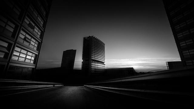 Sunrise, Lille, France