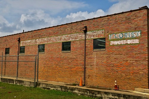 Ghost Sign, Brewton, AL