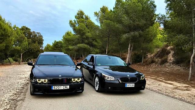Bmw 530D ///M e39 & 530D e60