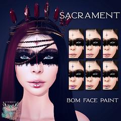 Voodoo Sacrament Vendor