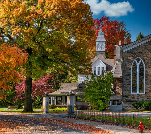 Autumn in the Hudson Valley