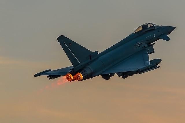 30+92, Eurofighter Typhoon Luftwaffe @ Wittmund ETNT