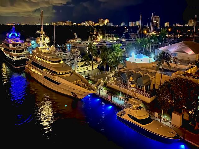 City of Fort Lauderdale, Broward County, Florida, USA
