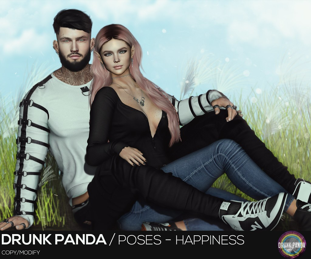 Drunk Panda – Happiness