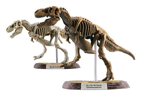 海洋堂製作的恐龍博物館 F-TOYS『恐龍大師』食玩 12 月發售