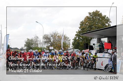 Challenge Boischaut-Marche 2020 / Orval