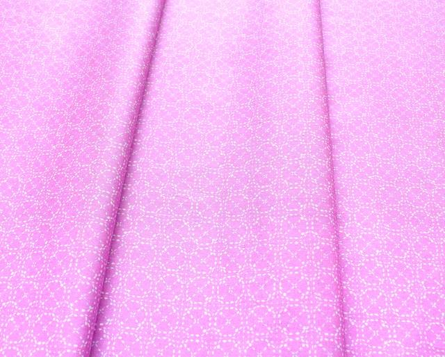 Art Gallery Fabrics Hooked Spaces In Between Silk