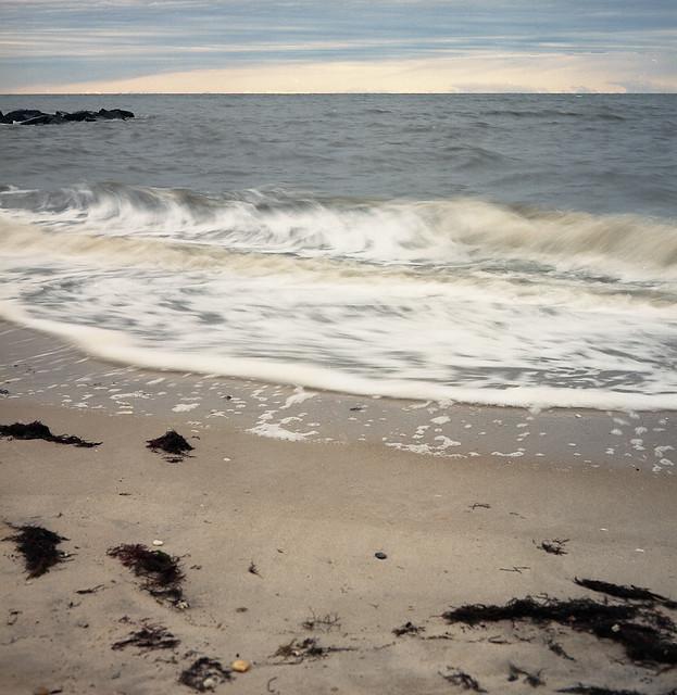 Atlantic Ocean Shore, October 2020