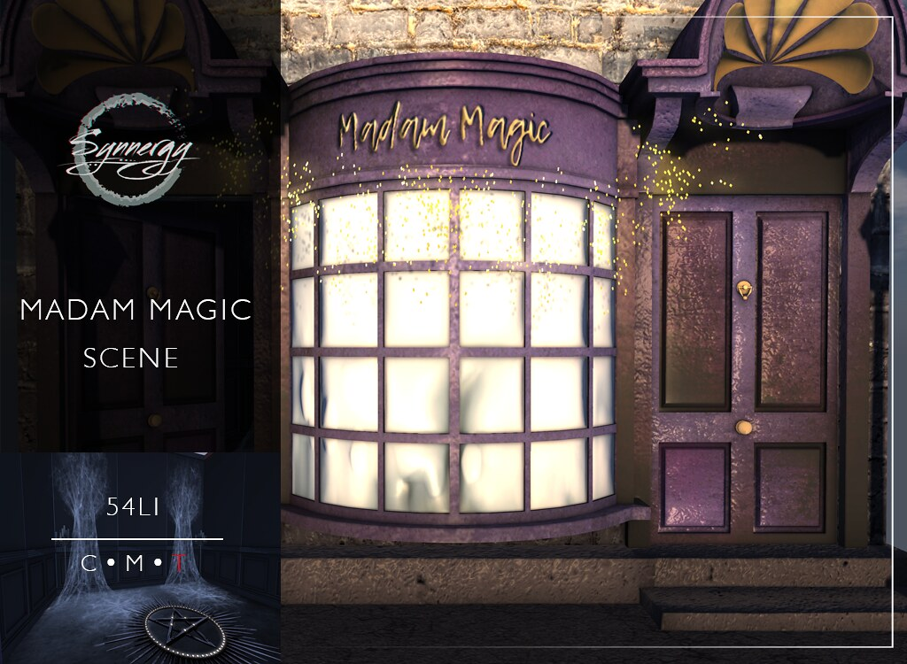 Madam Magic Scene @ Halloween Sales 2020 Event