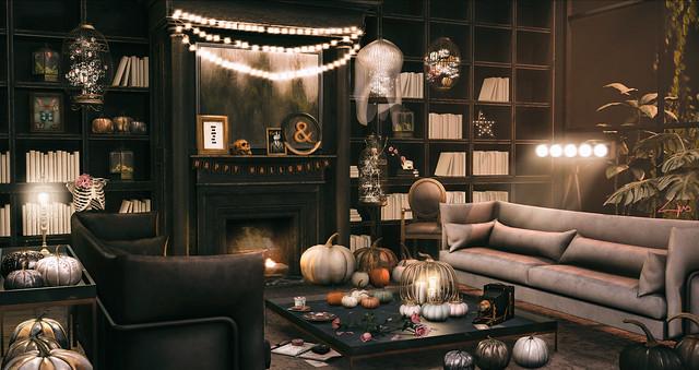 Getting into Halloween mood?