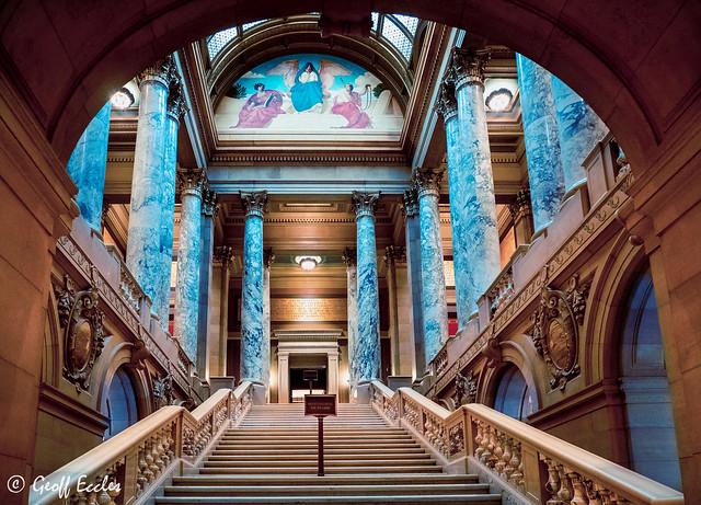 Minnesota State Capitol Building interior