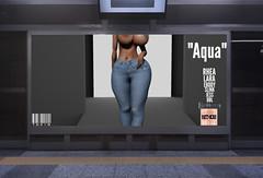 [TXN] Aqua Jeans
