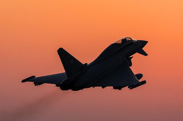 30+99, Eurofighter Typhoon Luftwaffe @ Wittmund ETNT