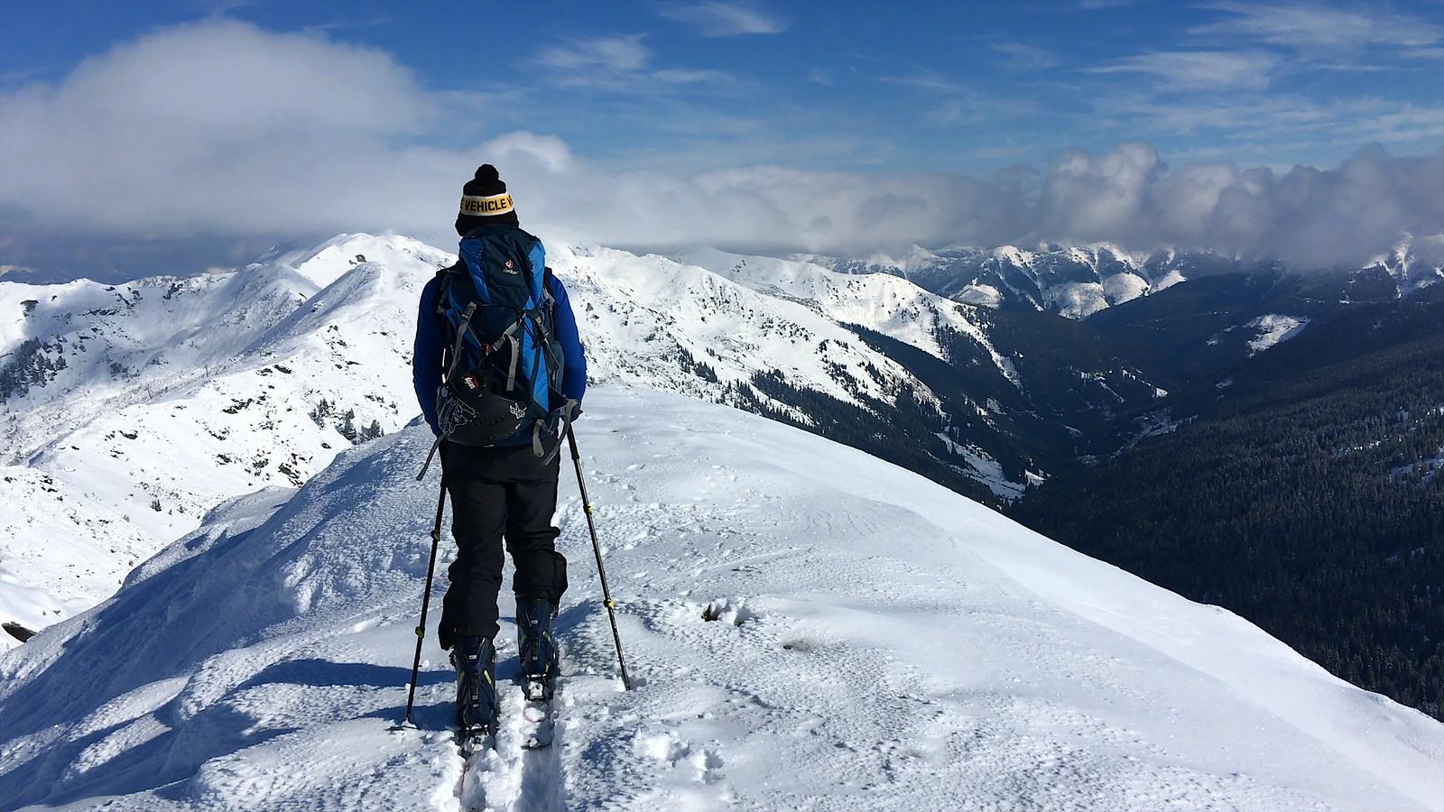 První (pod)zimní zpravodaj sezóny 20/21 tentokrát z Nízkých Taur