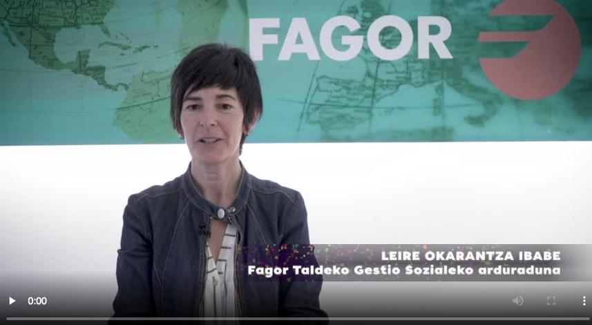 Leire Okarantza, FAGOR