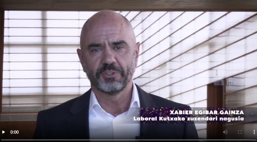 Xabier Egibar-Laboral Kutxa