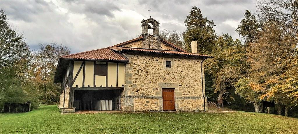Ermita de Jugatxi. Alava