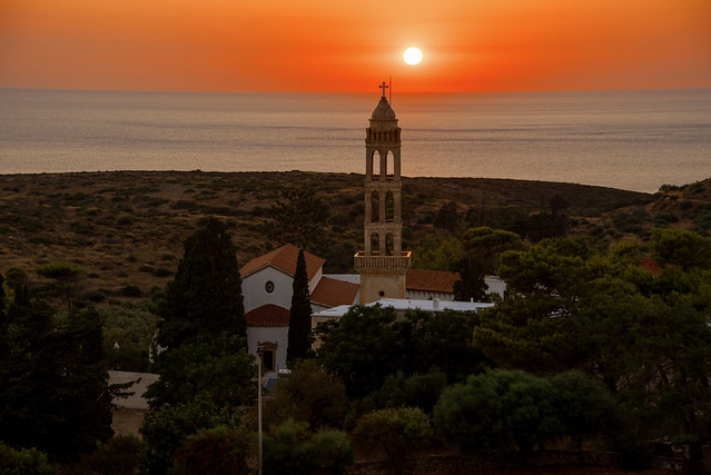 Myrtidia- summer sunset