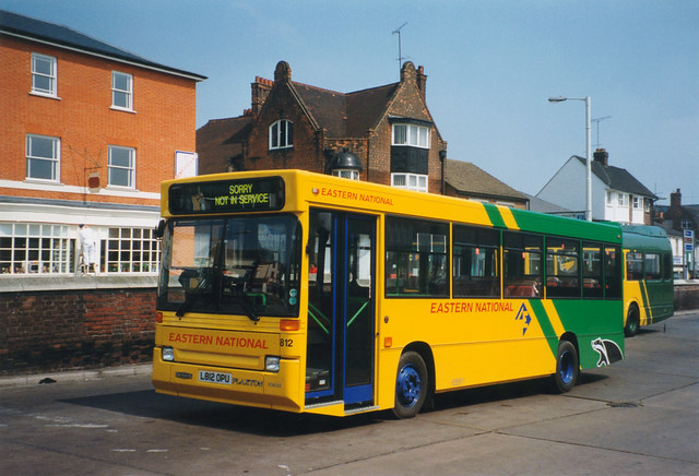 Eastern National Dennis Dart