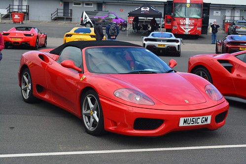 Ferrari 360 Spider | by CA Photography2012