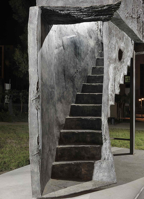 sigalit landau סיגלית לנדאו פסלת אמנית צלמת יוצרת ציירת אמנות ישראלית בינלאומית  עכשווית מודרנית פיסול ציור צילום ישראלי עכשווי מודרני בילנאומי רב תחומי