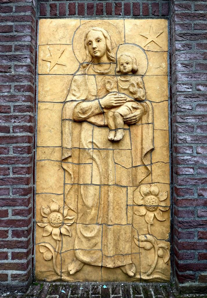 Maria met kind / Nunhem