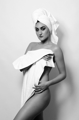 White Towel Series with Natasha | by Christopher S :)