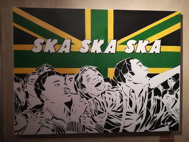 Ska ska ska, expo solo SubcultZ Avignon septembre 2020