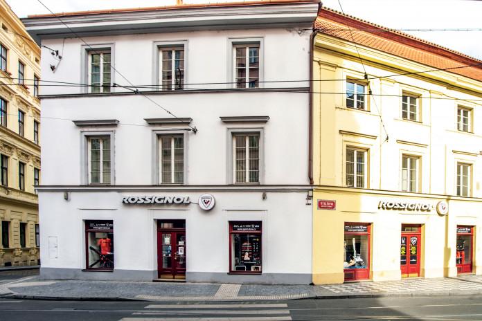 Legend Sport Praha - legendární světové značky na jednom místě