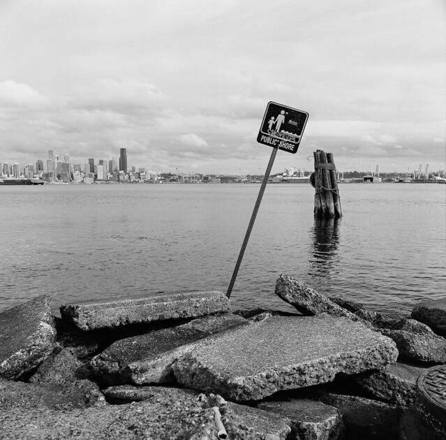 public shore