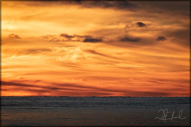 blazing horizon