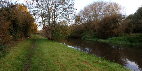 Thurmaston Canal section
