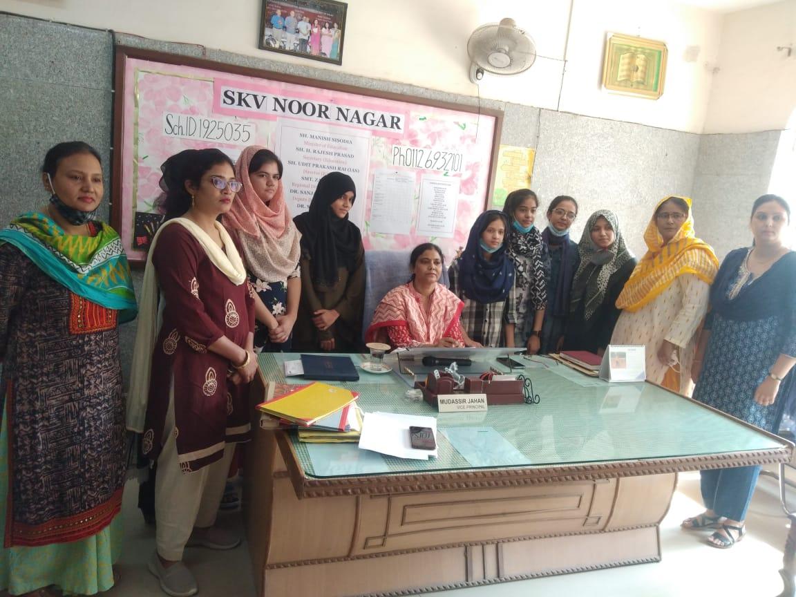 theokhlatimes.com, Noor Nagar Delhi Government school