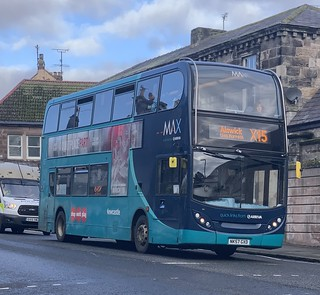 Arriva North East 7511 NK57 GXD (17-10-2020)