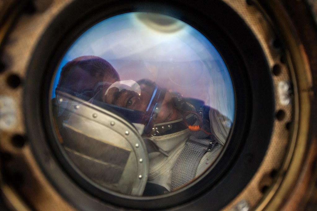 Expedition 63 Soyuz Landing (NHQ202010220010) Photo Credit: (NASA/GCTC/Denis Derevtsov)