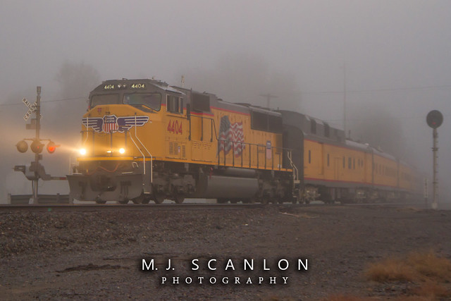 UP 4404 | EMD SD70M | UP Jonesboro Subdivision