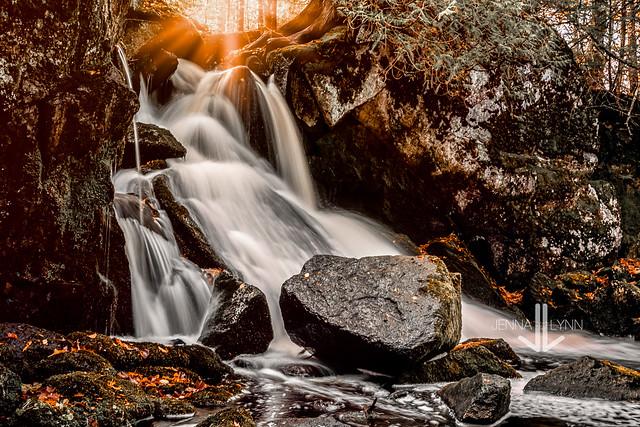 Wisconsin Waterfall (Explored 10.23.20)