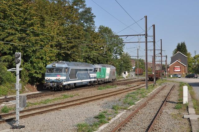 SNCF 67629+67579 Clabecq