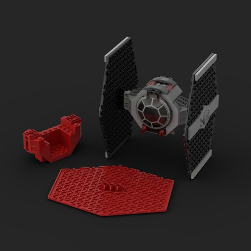 75237_TieFighter | by 1wave