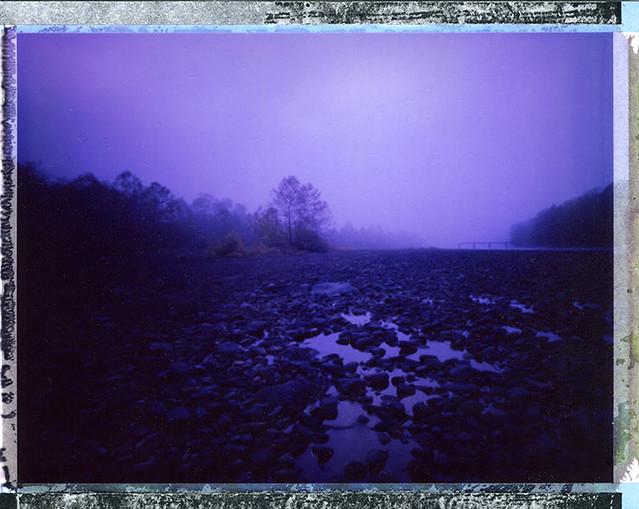 'Roid Week, Day # 5:  Morning Fog