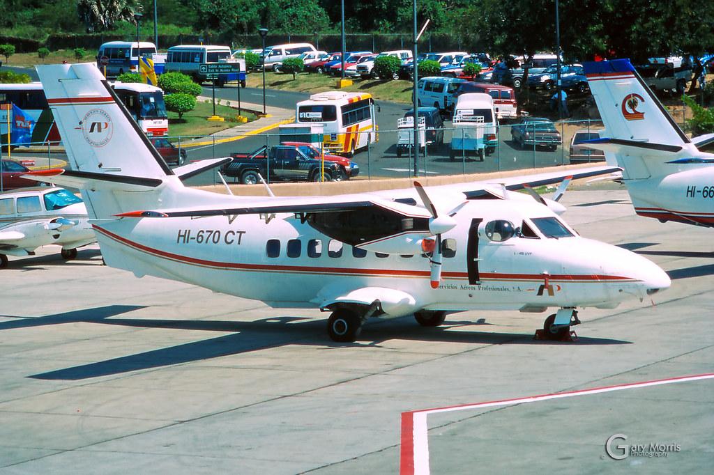 HI-670CT Let L.410UVP Turbolet